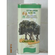 EXTRA VIRGIN OLIVE OIL 5 L (METAL COLOR CAN)